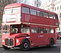 Preserved Routemaster bus RM980 (USK 625), Parliament Square, 9 December 2005.jpg