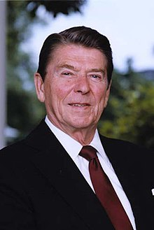 Presidency Of Ronald Reagan Wikipedia