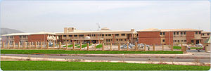 Ebola virus disease in Nigeria - A hospital in Abuja, Nigeria's capital