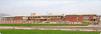 Ebola virus disease in Nigeria - A hospital in Abuja, Nigeria's capital