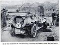 Prinz Heinrich-Fahrt 1911 - Prinz Heinrich repariert sein Auto.jpg