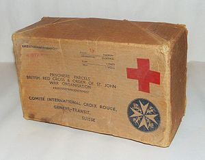 Prisoner of War Parcel, British Red Cross.JPG