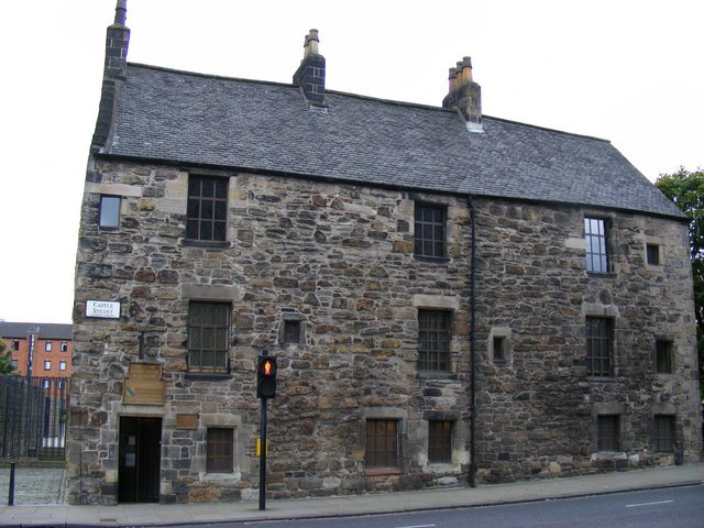 Provand's Lordship Castle Street Glasgow - geograph.org.uk - 1517876
