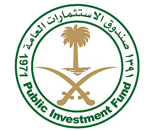 sovereign wealth fund owned by Saudi Arabia