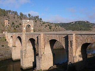 Puente de Alcántara, Cáceres Province, Spain. Pic 02.jpg