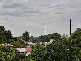 Pulilan Municipality in Central Luzon, Philippines