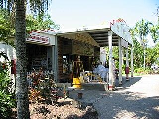 Yandina, Queensland Suburb of Sunshine Coast, Queensland, Australia