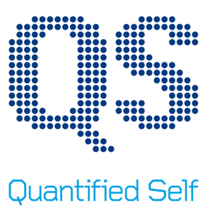 Quantified self - The logo of Quantified Self Labs, a company founded by Gary Wolf and Kevin Kelly, which holds conferences and other events