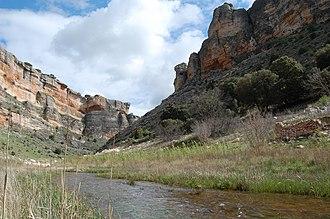 Province of Guadalajara - Río Salado Canyon