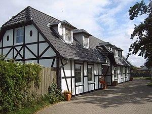Gingst - Entrance of Rügenpark in Gingst