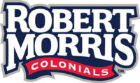 Robert Morris Colonials men's ice hockey athletic logo