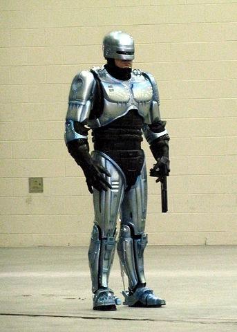 Robocop, símbolo do transhumanismo na cultura pop