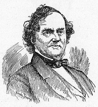 Rufus P. Spalding - Engraving of Rufus P. Spalding