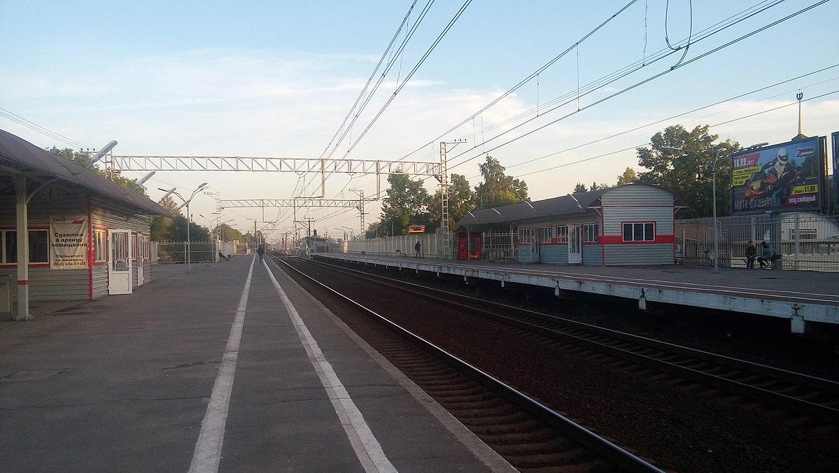 туту электрички колпино-спб московский вокзал