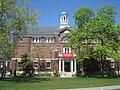 Radcliffe Gymnasium - Radcliffe Yard, Harvard University, Cambridge, Massachusetts, USA - IMG 6596.JPG