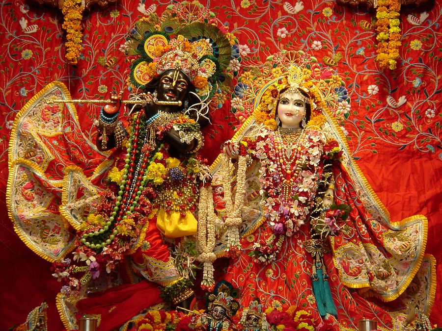 Mathura Krishna Balarama Mandir
