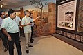 Raghvendra Singh Visits Science And Technology Heritage Of India Gallery With NCSM And VMH Dignitaries - Science City - Kolkata 2018-07-20 2573.JPG