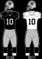 History Of The Oakland Raiders Wikipedia