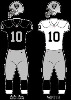 Las Vegas Raiders National Football League franchise in Las Vegas, Nevada