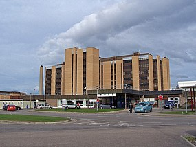 Raigmore Hospital, Inverness, Scotland.jpg