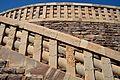 Railings - Eastern Stairs and Upper Circumambulatory Passageway - Stupa 1 - Sanchi Hill 2013-02-21 4378.JPG