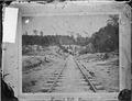 Railroad near Tunnel Hill, Ga - NARA - 530351.tif