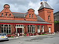 Railway station, Douglas, Man.JPG
