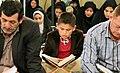 Ramadan 1439 AH, Qur'an reading at Grand Musalla of Ardabil - 23 May 2018 08.jpg