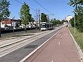 Rame Tramway Ligne 5 Avenue Division Leclerc Sarcelles 1.jpg
