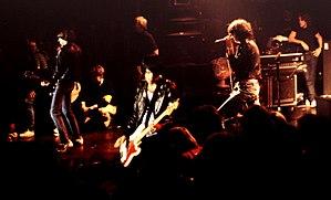 Ramones em Oslo, 1980.