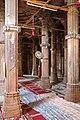 Rani Rupavati's Mosque interior 01.jpg