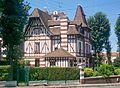 Rantigny (60), villa à colombages, rue de la gare.jpg