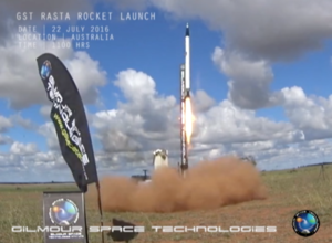 Gilmour Space Technologies - Rasta Launch, recorded in the List of private spaceflight companies