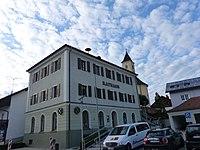 Rathaus, Front & Seite.JPG