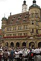 Rathaus - Marktplatz - Rothenburg ob der Tauber - Germany 2017 (2).jpg