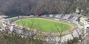 Stadionul Mircea Chivu - Image: Reŝico, stadiono Mircea Chivu, 1