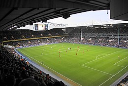 Ready for kick-off at White Hart Lane - geograph.org.uk - 2167344.jpg