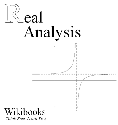 The cover picture for this book, which is a graph of a function with various properties highlighted.