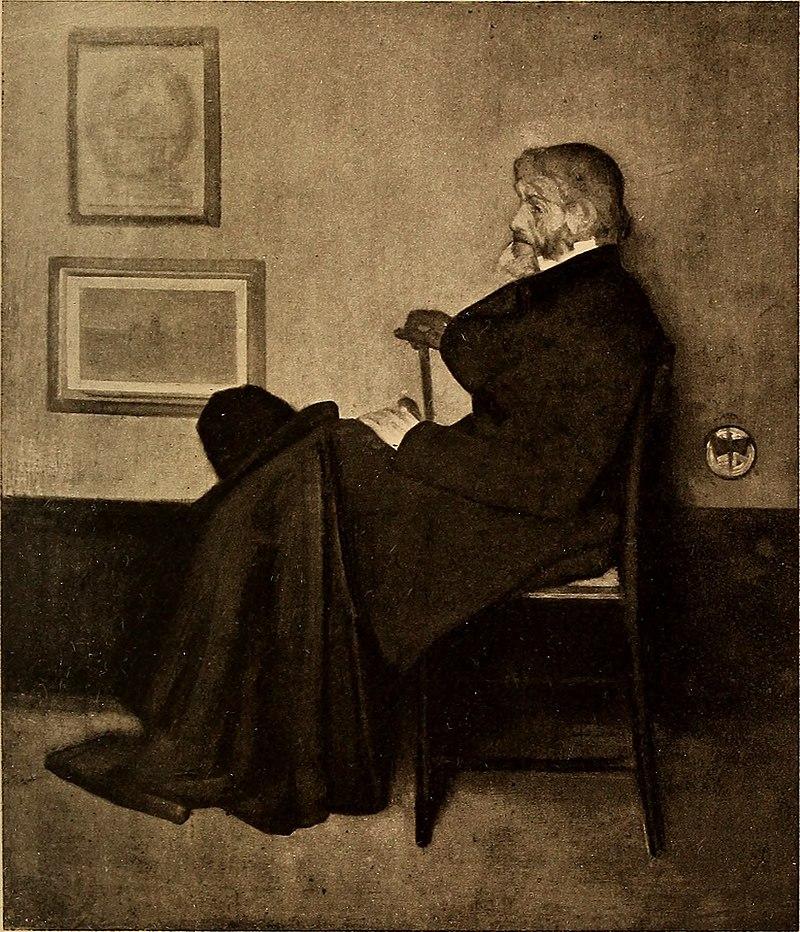 Recuerdos e impresiones de James A. McNeill Whistler (1903) (14577488907) .jpg
