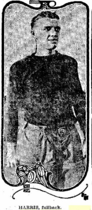 Red Harris - Harris c. 1913