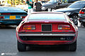 Red Maserati Bora - rear view.jpg