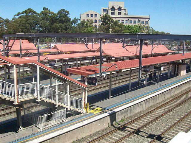 redfern station - photo #15
