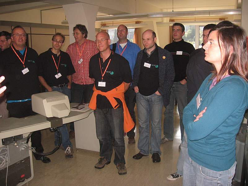 Datei:Regiowikicamp 2009 (2).JPG