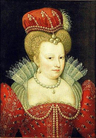 Margaret of Valois - Image: Reine Marguerite de Valois