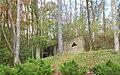 Remains of coal mine fan house.jpg