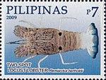 Remiarctus bertholdii 2009 stamp of the Philippines.jpg