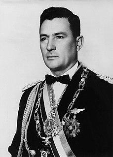 René Barrientos 47th President of Bolivia