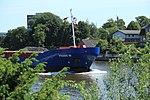 Rendsburg - NOK - Frank W IMO 9374674 (Hindenburgstraße) 01 ies.jpg