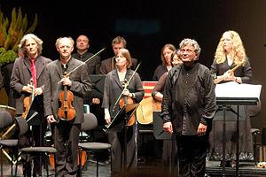 René Jacobs - René Jacobs in Salzburg 2011