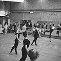 Repetitie Nationaal Ballet Dansscene uit de Etude van Harold Lander, Bestanddeelnr 913-1506.jpg